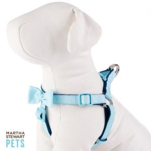 446428fb63b45e8ed0bb2e47a51edd30 martha stewart pets® bow dog harness harnesses petsmart