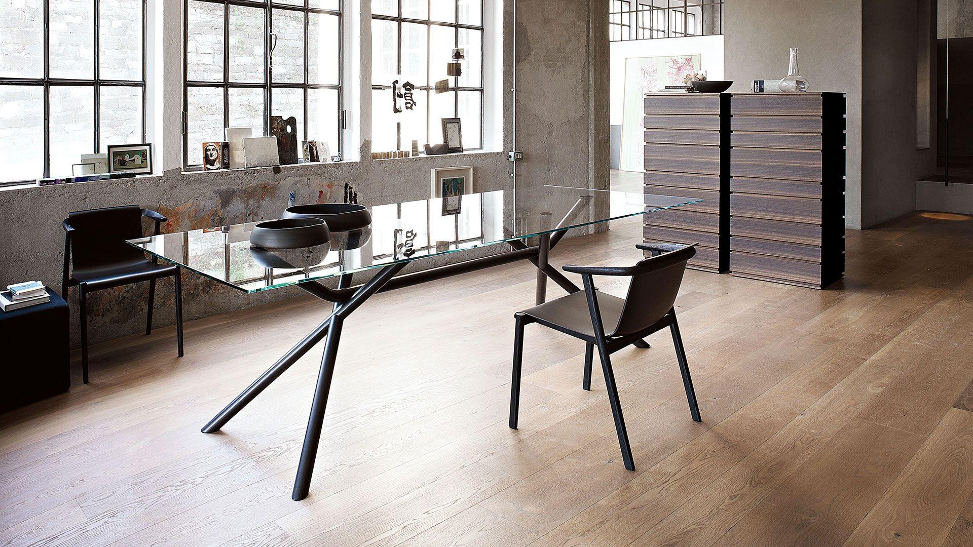 BAMBOO   LEMA   Tavolo da pranzo moderno, Idee per interni ...