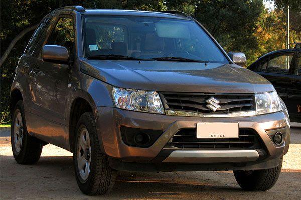 Suzuki Vitara Car Model Review