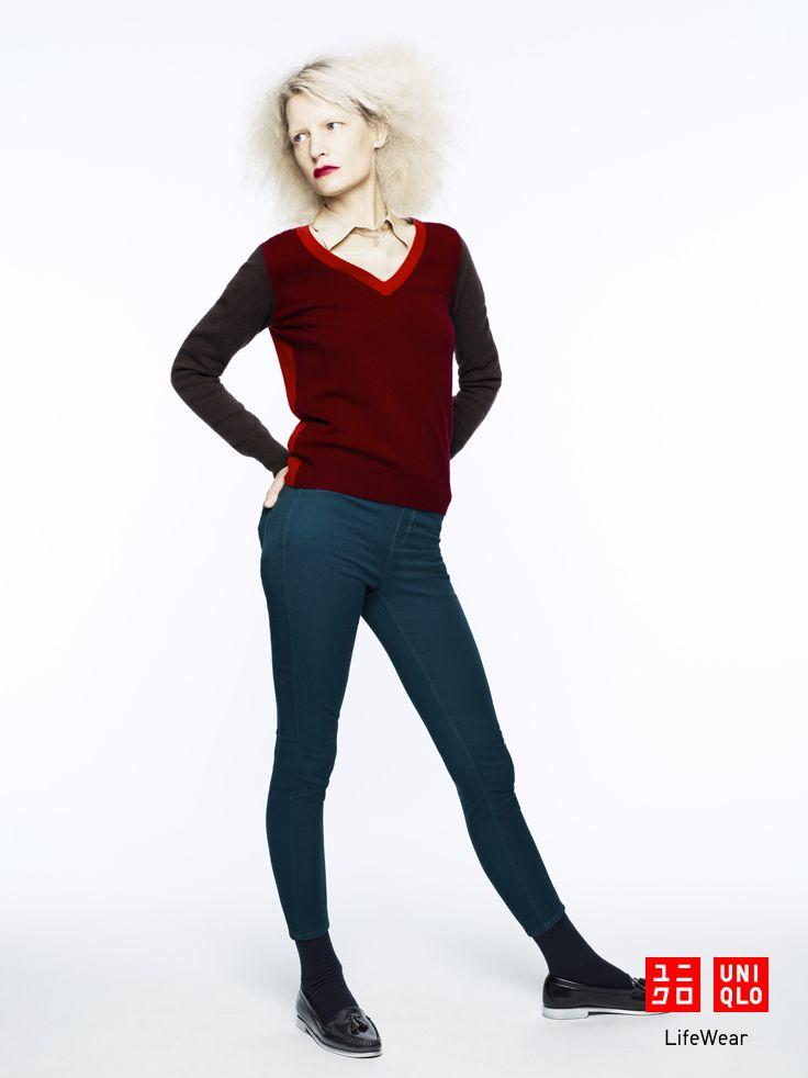 UNIQLO CASHMERE Fall/Winter 2013 #cashmere #uniqlo #lifewear #apparel #fw2013 #japan