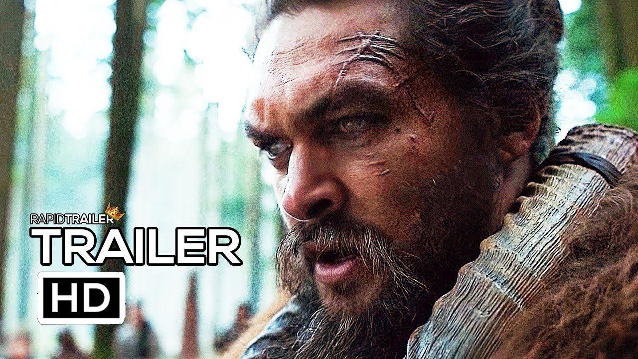 SEE Official Trailer (2019) Jason Momoa, SciFi Series HD