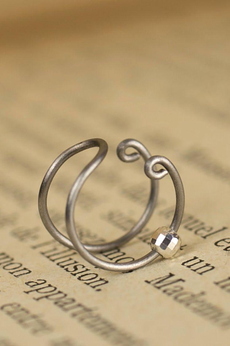 1efdbcb6b3e Bijoux d oreille helix - pour oreille non percées