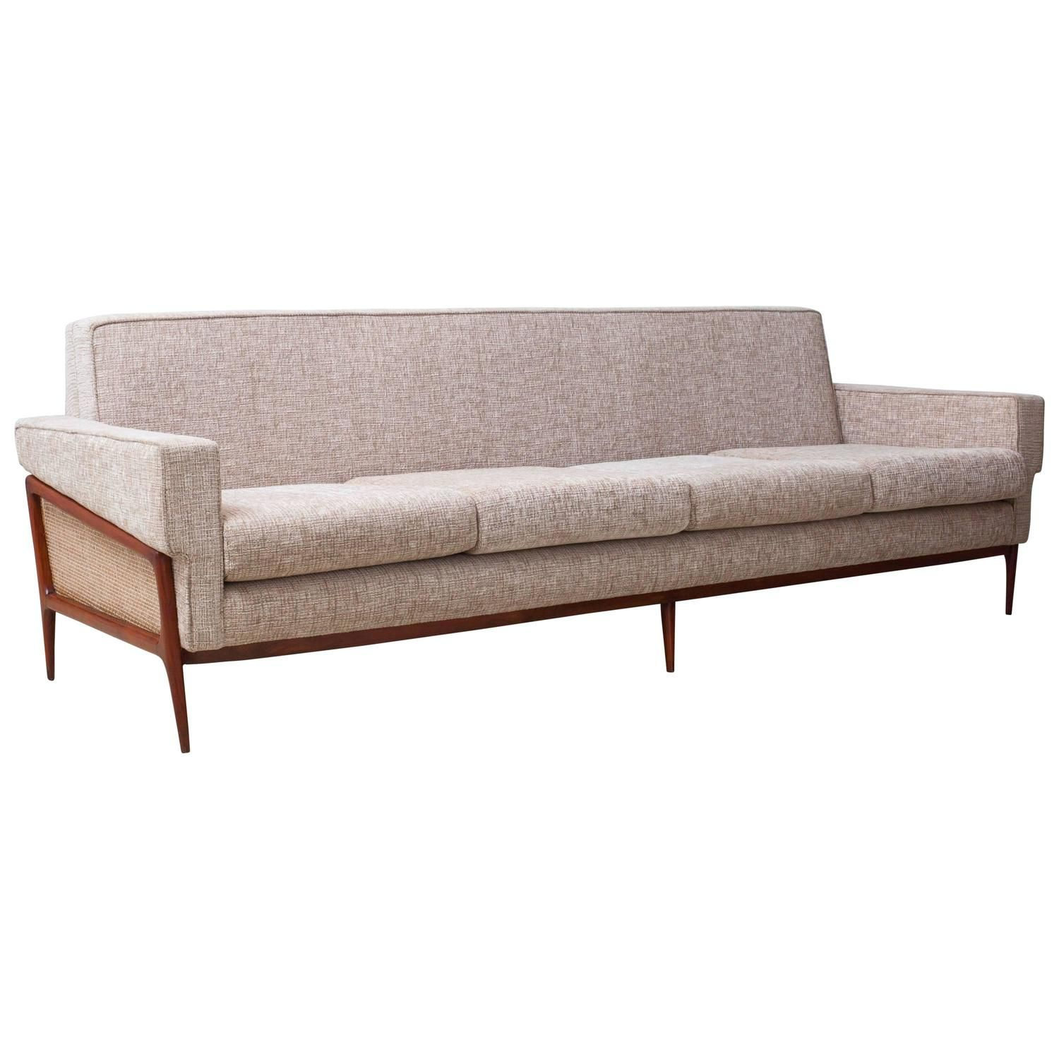 unique furniture for sale. Giuseppe Scapinelli Sofa, Brazil 1960s | From A Unique Collection Of Antique And Modern Sofas Furniture For Sale E