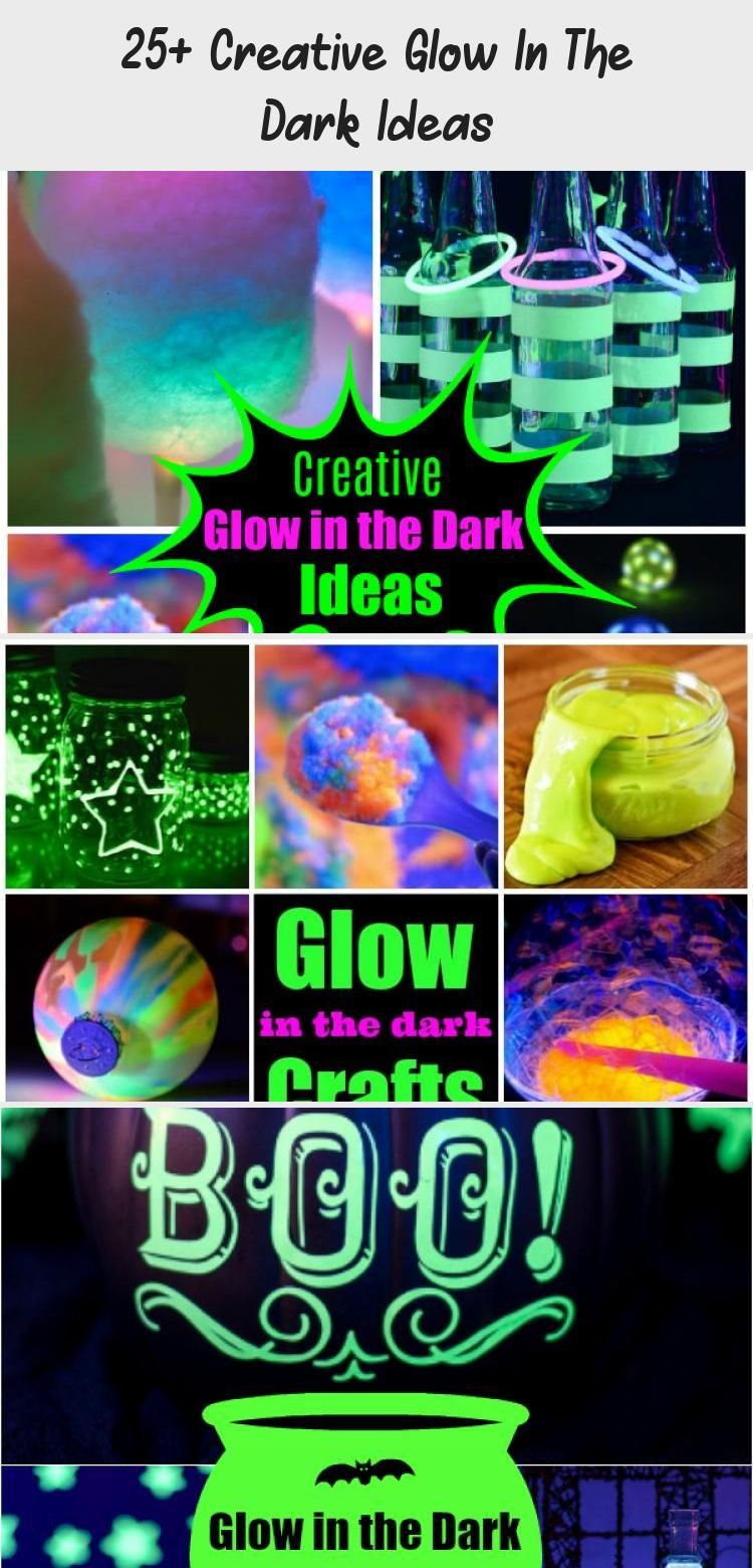 The Best Glow In The Dark Ideas Glow Crafts Party Games Decorations And Slime Recipes Glowinthedark In 2020 Glow Crafts Glow In The Dark Glow Party Decorations