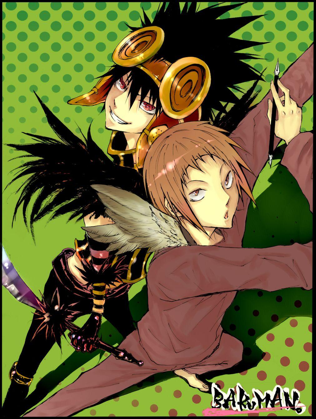 Bakuman / Niizuma Eiji & Crow Anime, Manga, Desenho