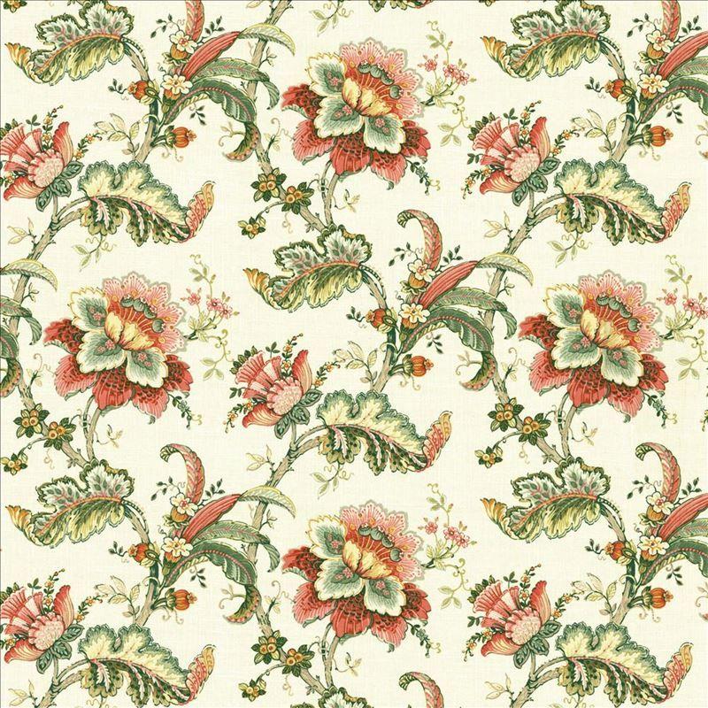 Sugarpop Garden Eggshell by Kasmir Duralee, Fabric, Free
