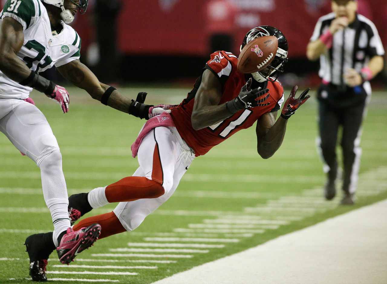 Top 12 Fantasy Wrs For 2014 Julio Jones Falcons Football Atlanta Falcons