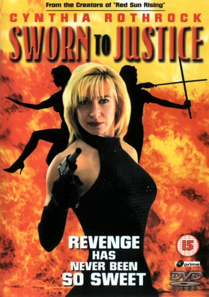Cynthia rothrock sworn justice simply excellent