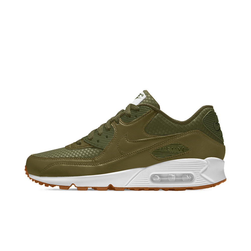 best website ad835 7a171 Nike Air Max 90 iD Men's Shoe Size 12.5 (Olive)   Products   Nike ...