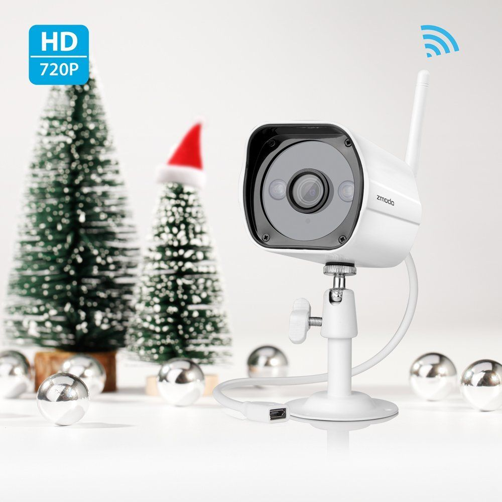 Zmodo 720p hd outdoor home wireless security surveillance video zmodo hd outdoor home wireless security surveillance video camera system pack see this awesome image diy do it yourself today solutioingenieria Choice Image