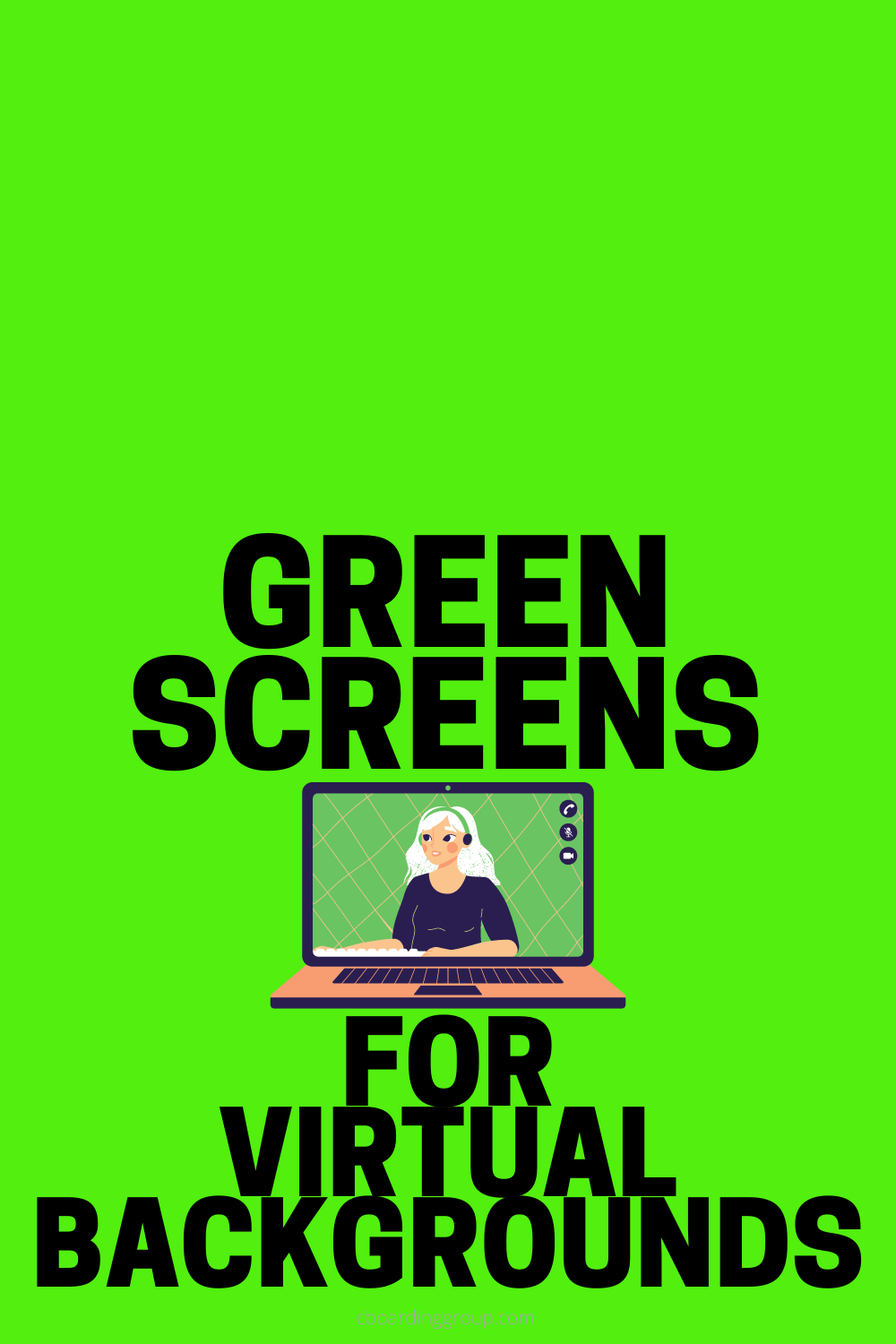 Where To Buy The Best Green Screen For Zoom Meetings In 2021 Greenscreen Best Green Screen Screen