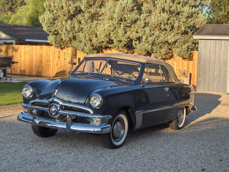1950 Ford Custom for sale by Owner - Boise, ID | OldCarOnline.com ...