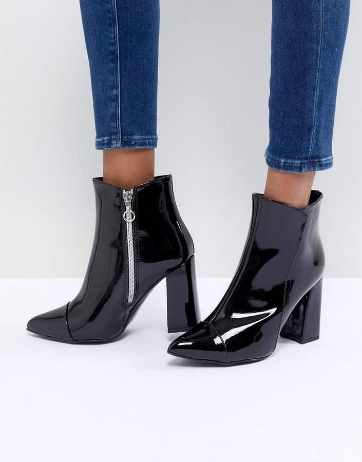 Sisley Vinyl Boots
