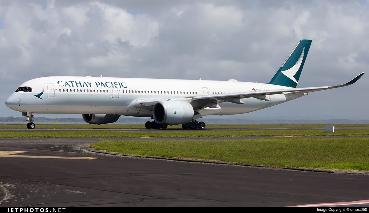 Cathay Pacific Airbus A350-941XWB