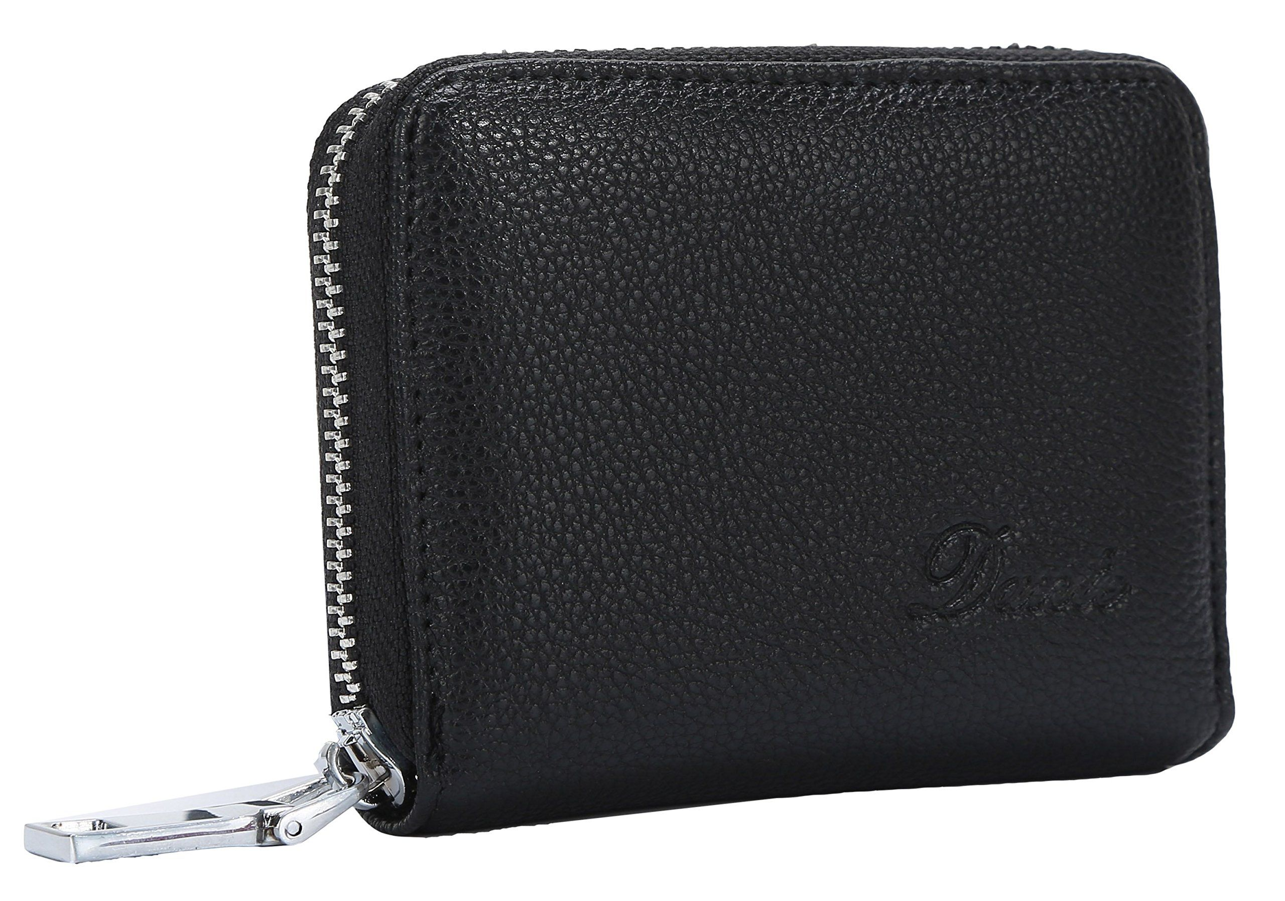 Dante rfid blocking leather credit card wallet for women