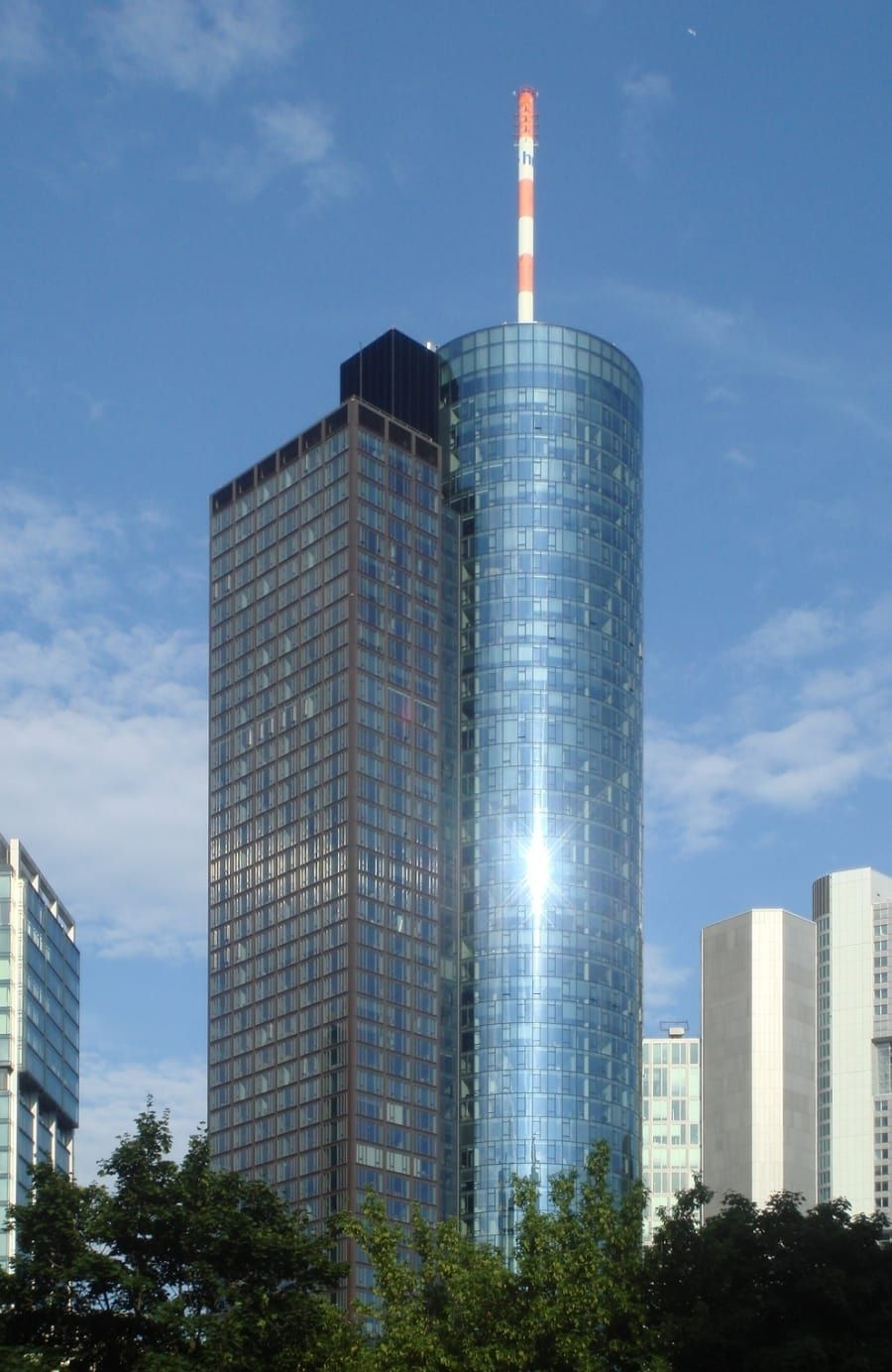 What To Do On Your 24 Hour Layover In Frankfurt Frankfurt Frankfurt Am Main Tower