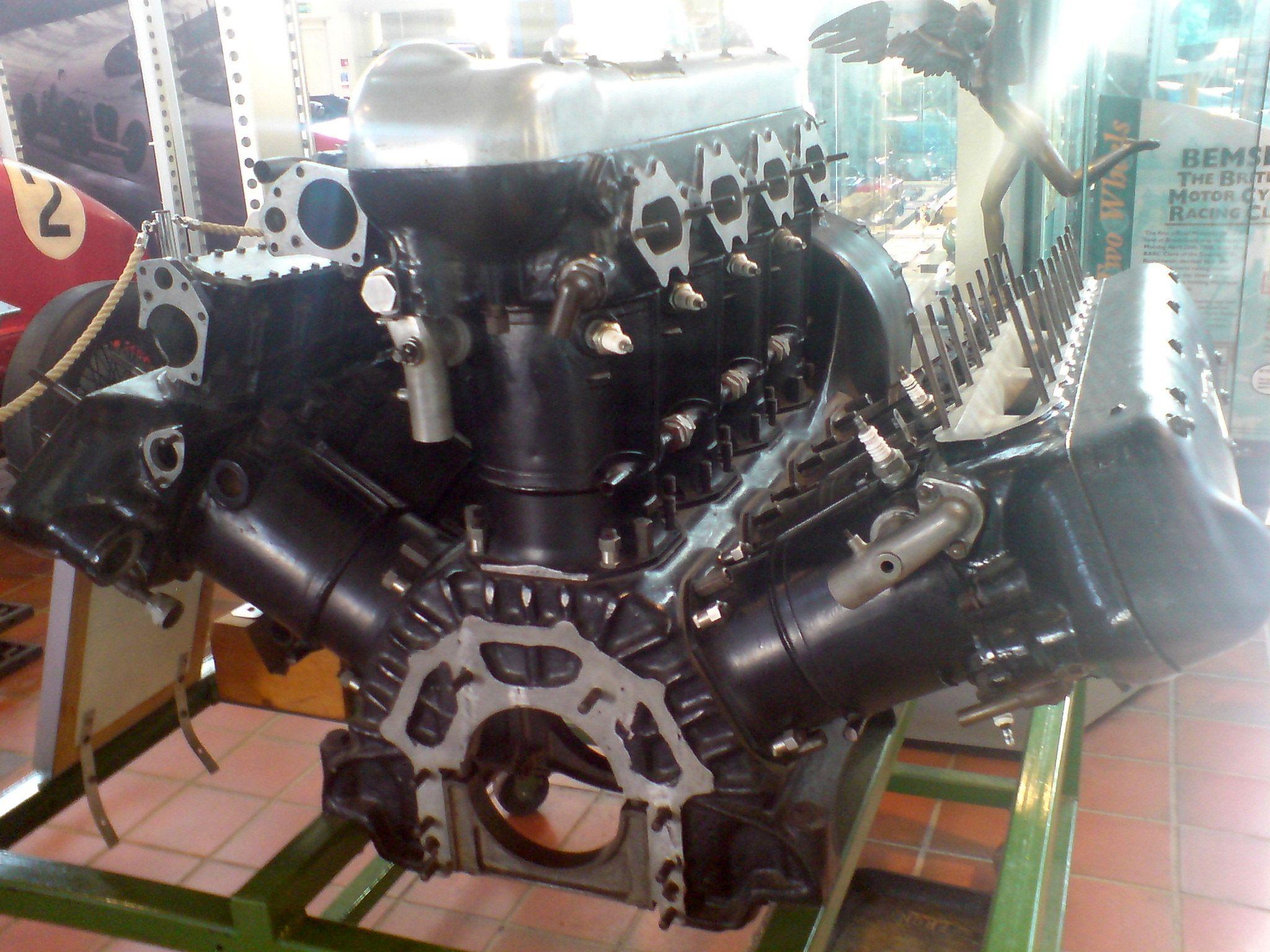 W engine - Wikipedia, the free encyclopedia | Engines | W12 engine