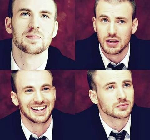 Chris Evans omg I could go on forever he so so cute his eyes OMG!!!!!