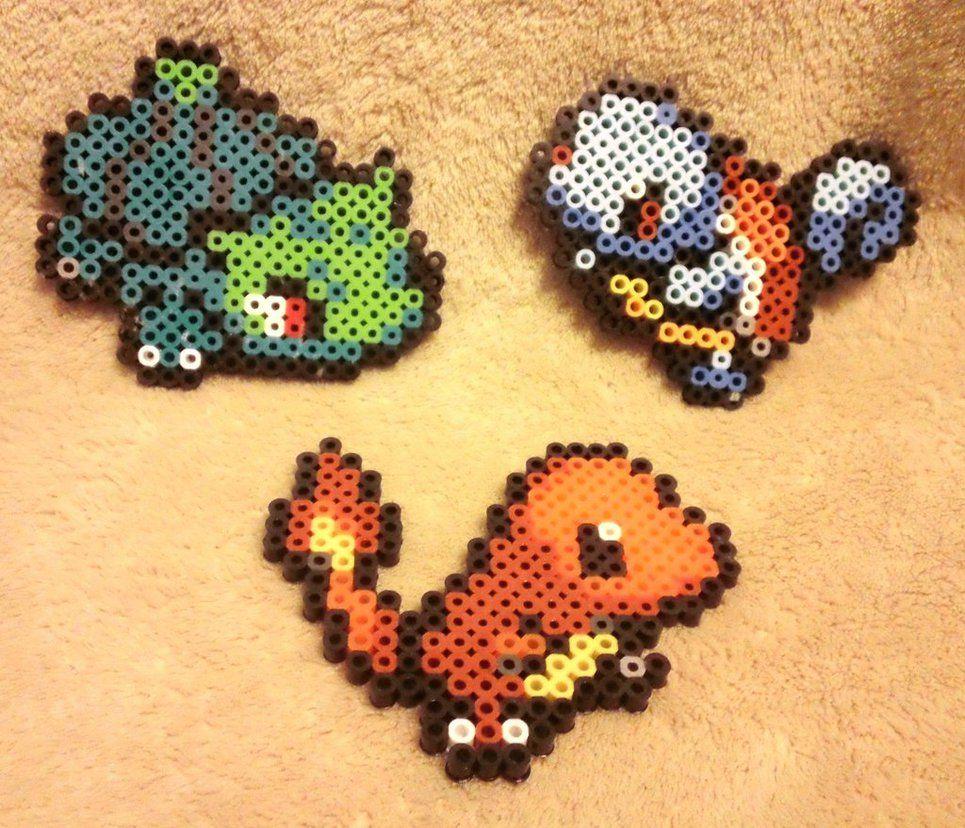 38+ Perler bead crafts pokemon info