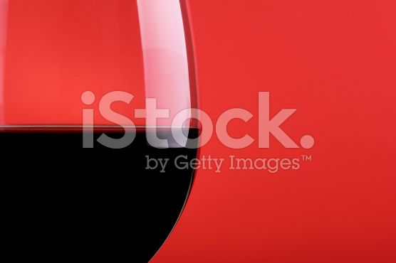 Red Wine glass - closeup royalty-free stock photo