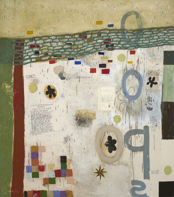 Squeak Carnwath, 'Beautiful Ugly,' 2008, Jane Lombard Gallery