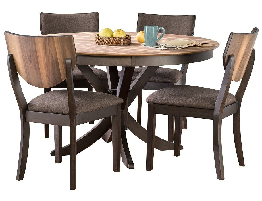 Slumberland  Skagway Collection  5Pc Dining Table Set  Home Awesome Slumberland Dining Room Sets 2018