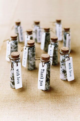 Diy favour ideas bath salts favours and craft wedding best diy wedding favour ideas bridesmagazine junglespirit Gallery