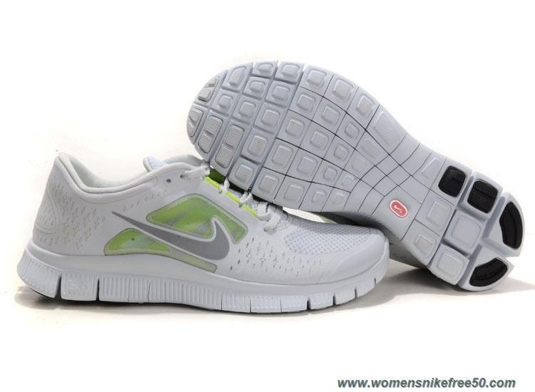 Men s 510642-404 Nike Free Run 3 Size 11 Grey White Sale ...