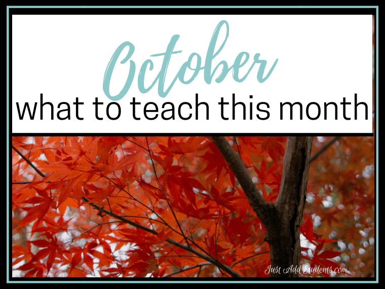 October Lesson Plan Idea Just Add Student In 2020 Teaching Narrative Writing Literature Lessons Paraphrase Hope I The Thing With Feathers
