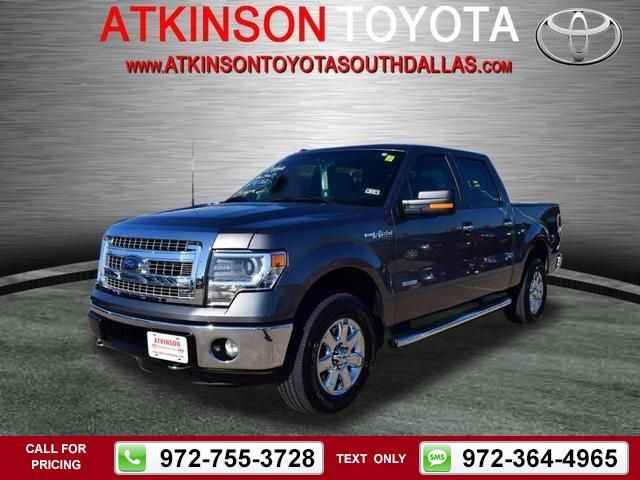 2014 Ford F-150 XLT 8k miles $34,888 8989 miles 972-755-3728  #Ford #F-150 #used #cars #AtkinsonToyotaSouthDallas #SouthDallas #TX #tapcars