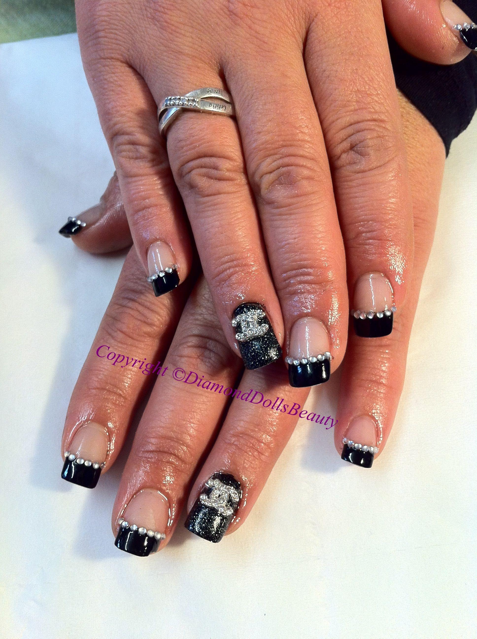 coco chanel nails fashion statement