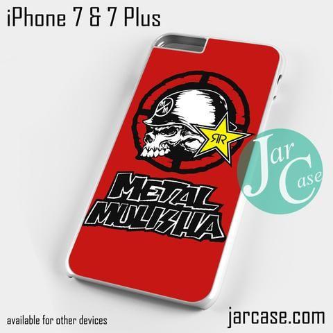 rockstar mulisha Phone case for iPhone 7 and 7 Plus