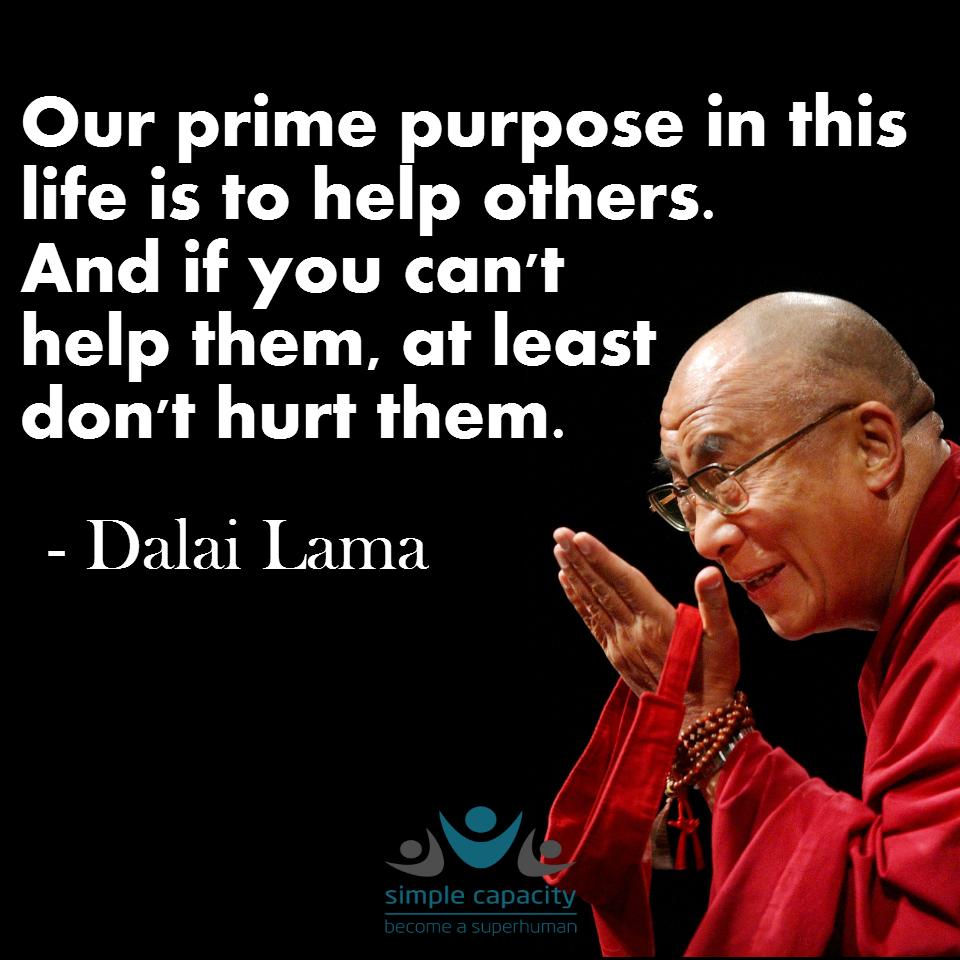 Dalai Lama Quotes Life Via Simple Capacity  Quotes  Pinterest  Motivation