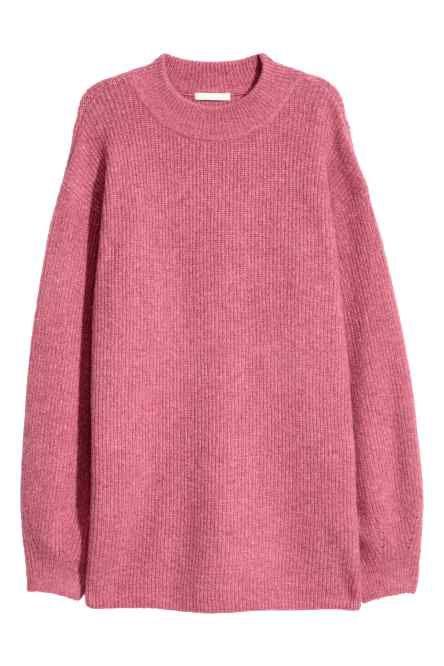 Ribgebreide trui   Kleding   Pinterest   Jumper, Rib knit