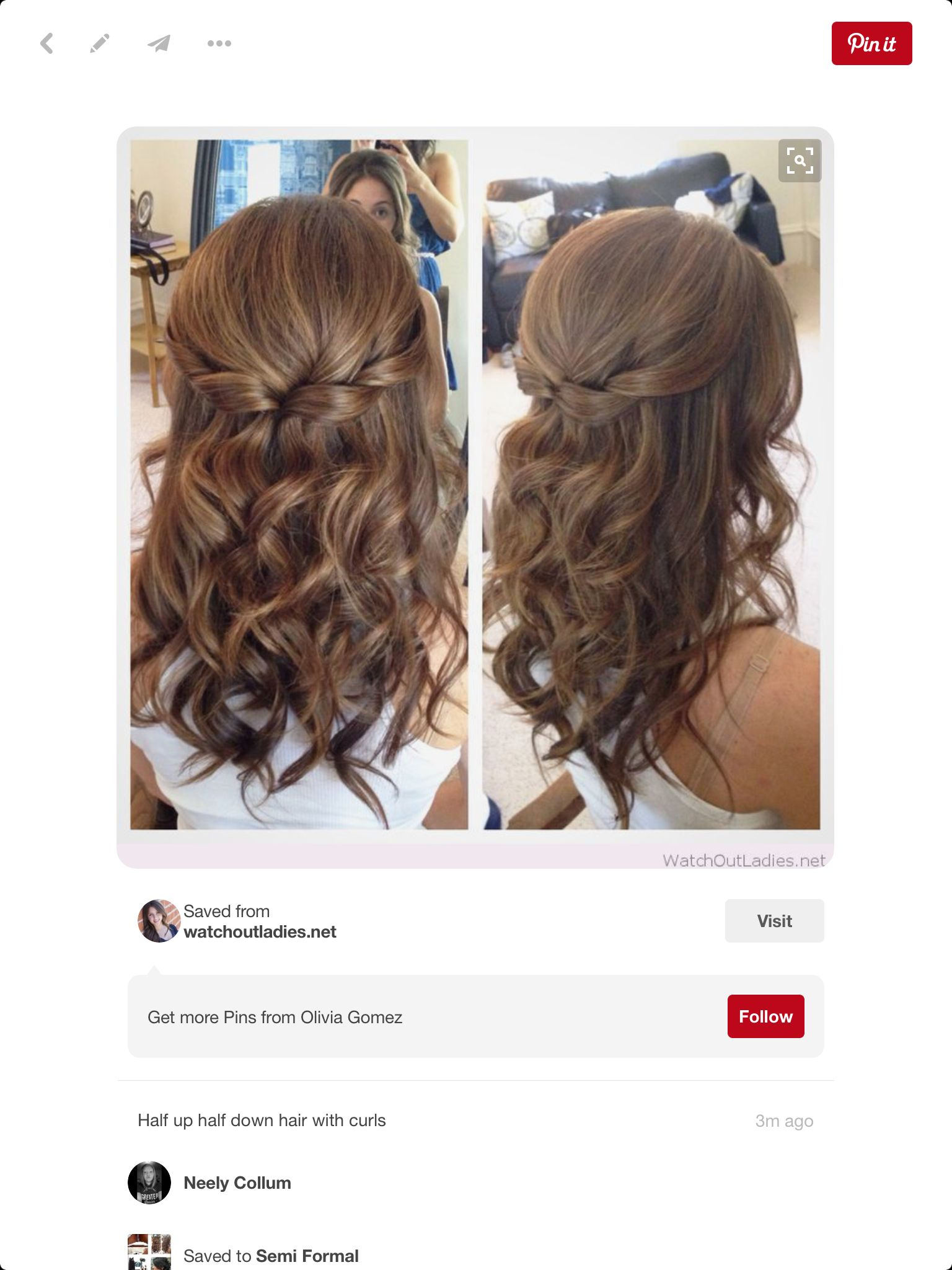 Pin by neely collum on semi formal pinterest