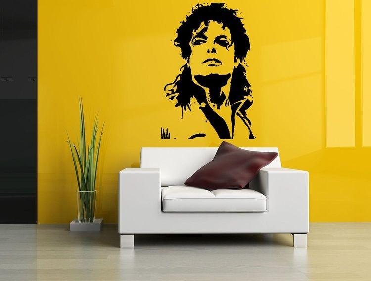 Michael Jackson Wall Decals Www.phototex.com.au