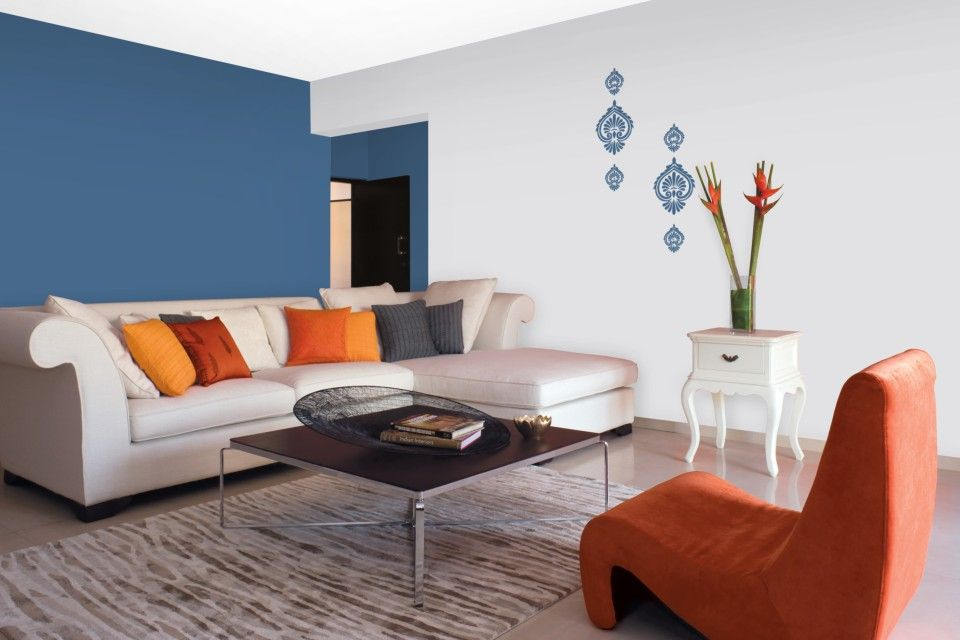 Asian Paints Royale Play Shade Card | Living room wall ...