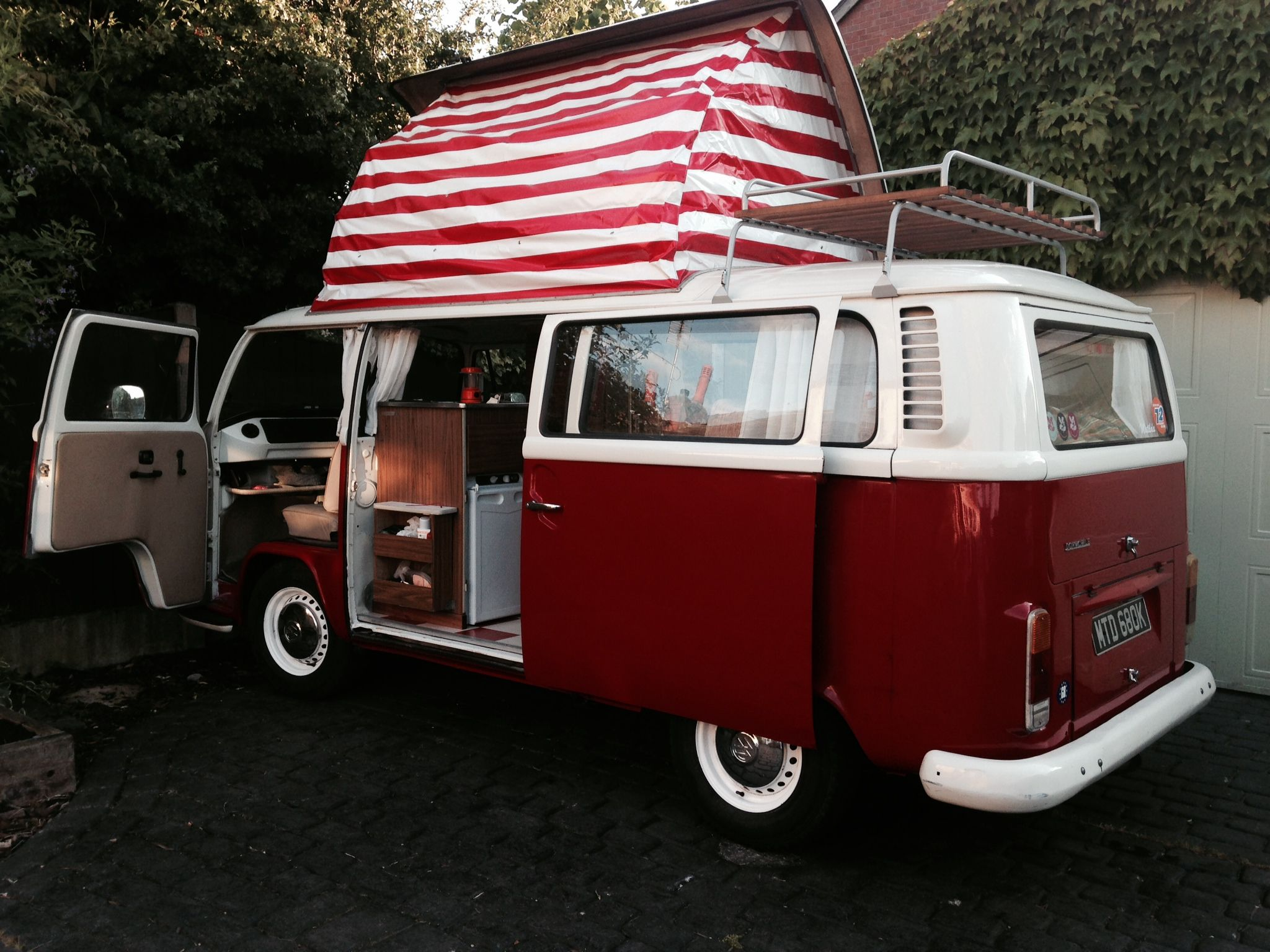 Pin By Lux Williams On My Vw Dormobile T2 Vehicles