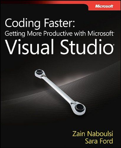 Coding faster getting more productive with microsoft visual coding faster getting more productive with microsoft visual studio pdf download e book fandeluxe Image collections