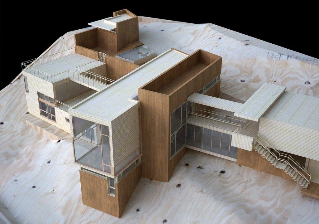 Architectural design studio sustainability eco for Casa moderna gardone