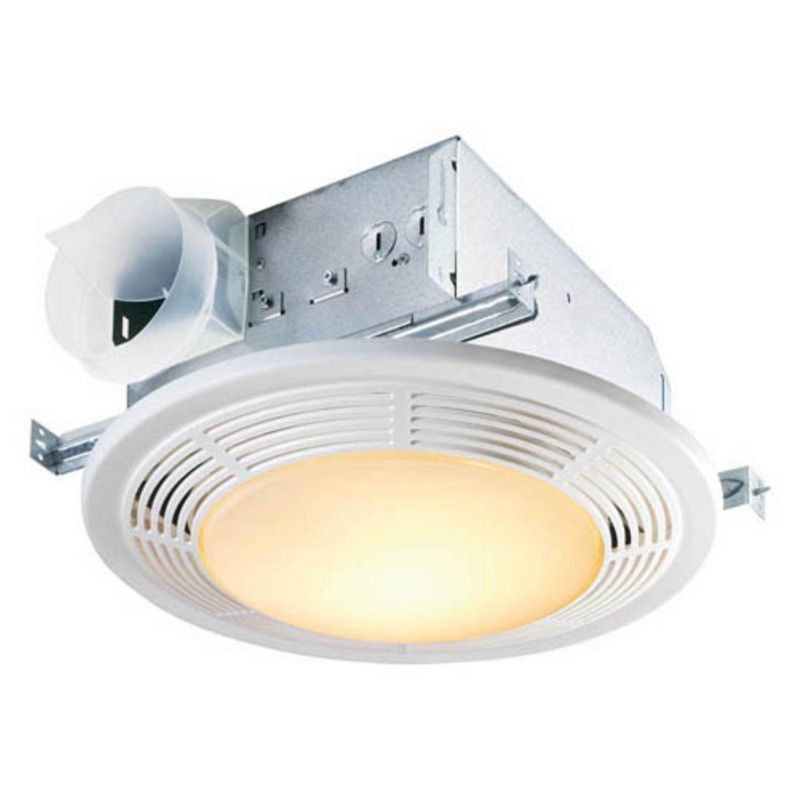 Broan Nutone 8663rp Combination Fan Light Night In