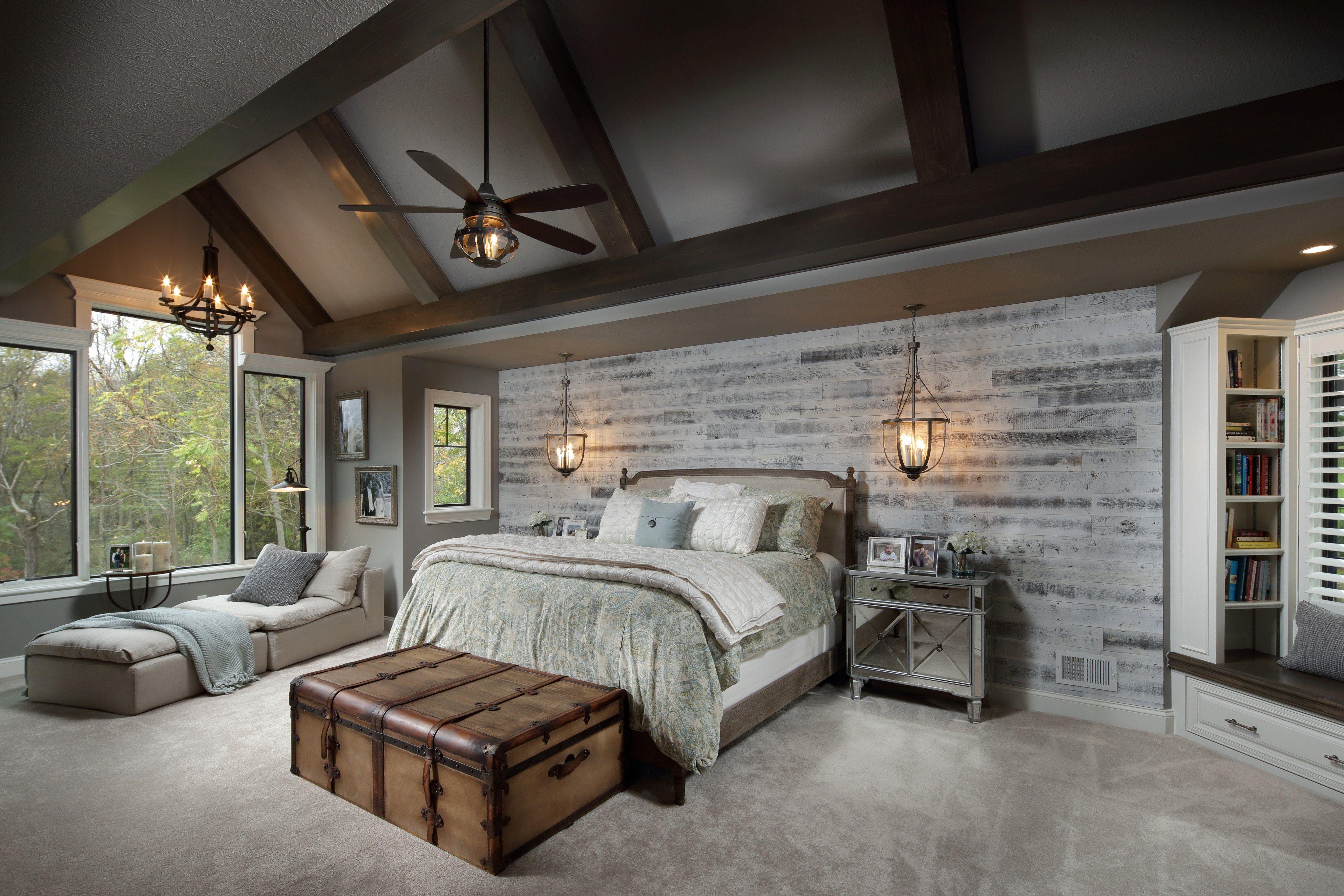 7 bold bedroom ideas farmhouse master bedroom modern on accent wall ideas id=44801