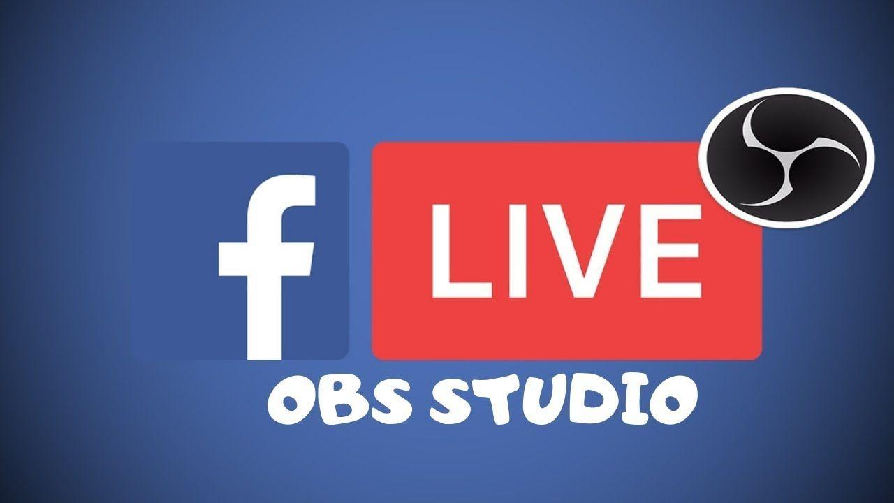 Cara Live Streaming Facebook Dengan Obs Science Youtube Facebook