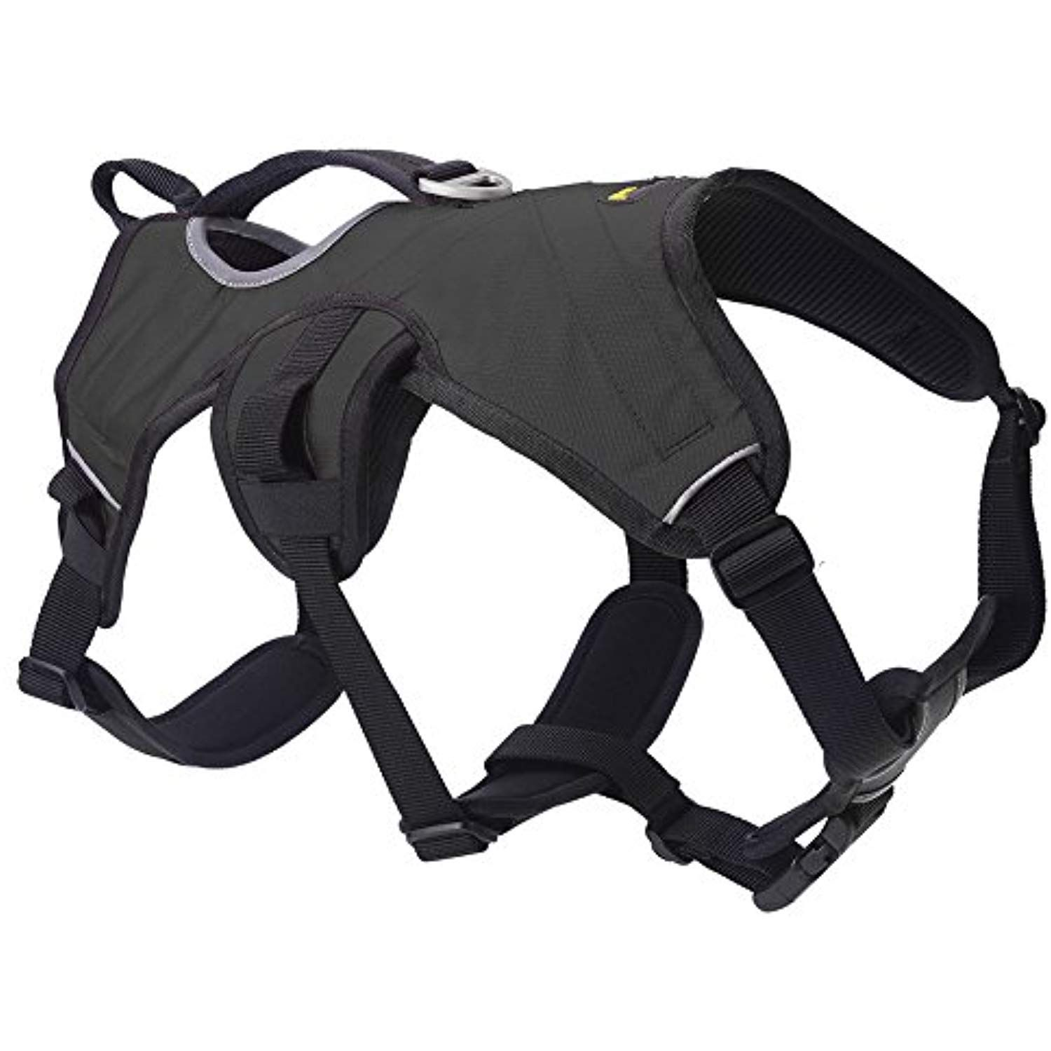 Escape Proof Large Dog Harness Outdoor Reflective Adjustable