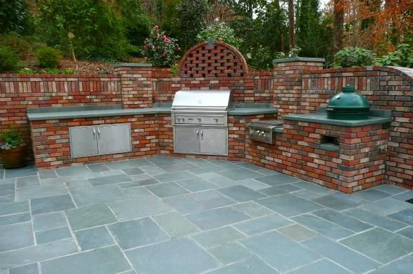 outdoor areas | outdoor cooking area | outdoor spaces | pinterest