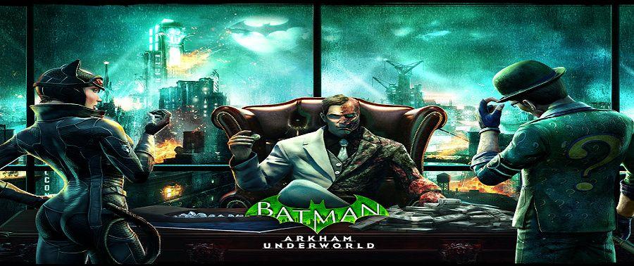 Online Generators For iOS & Android Batman arkham