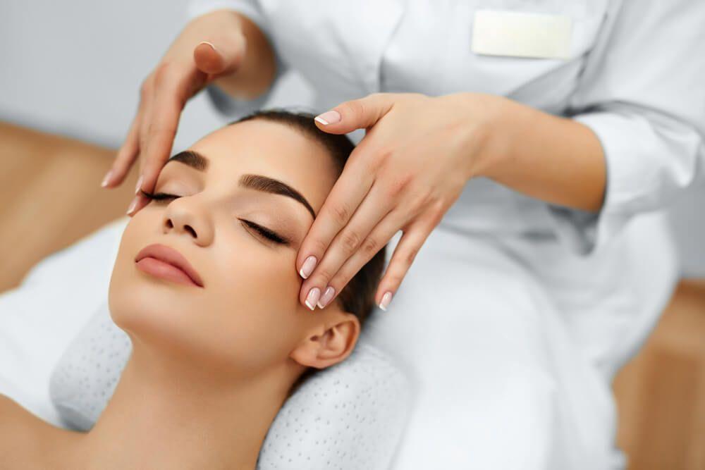 limpieza facial profunda con laser