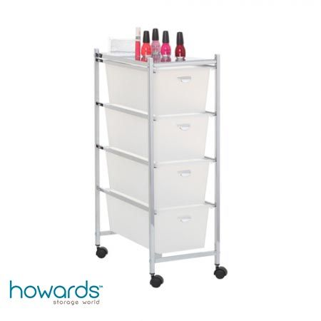 Drawer Storage Trolley For A Versatile Storage Solution Trolleys Are The Way To