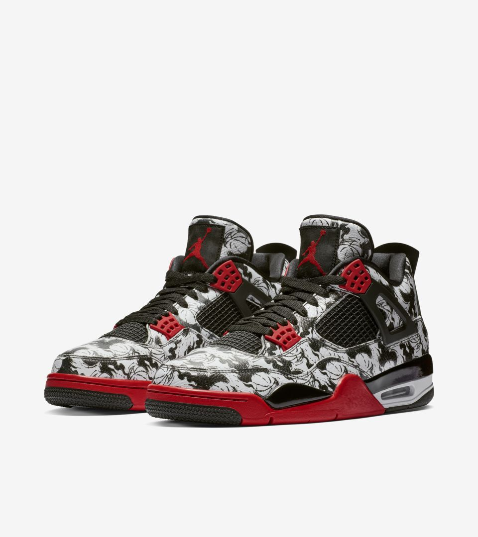 5cf371656826 Air Jordan IV (4) Retro  Singles Day 2018  -Release Date  Saturday ...