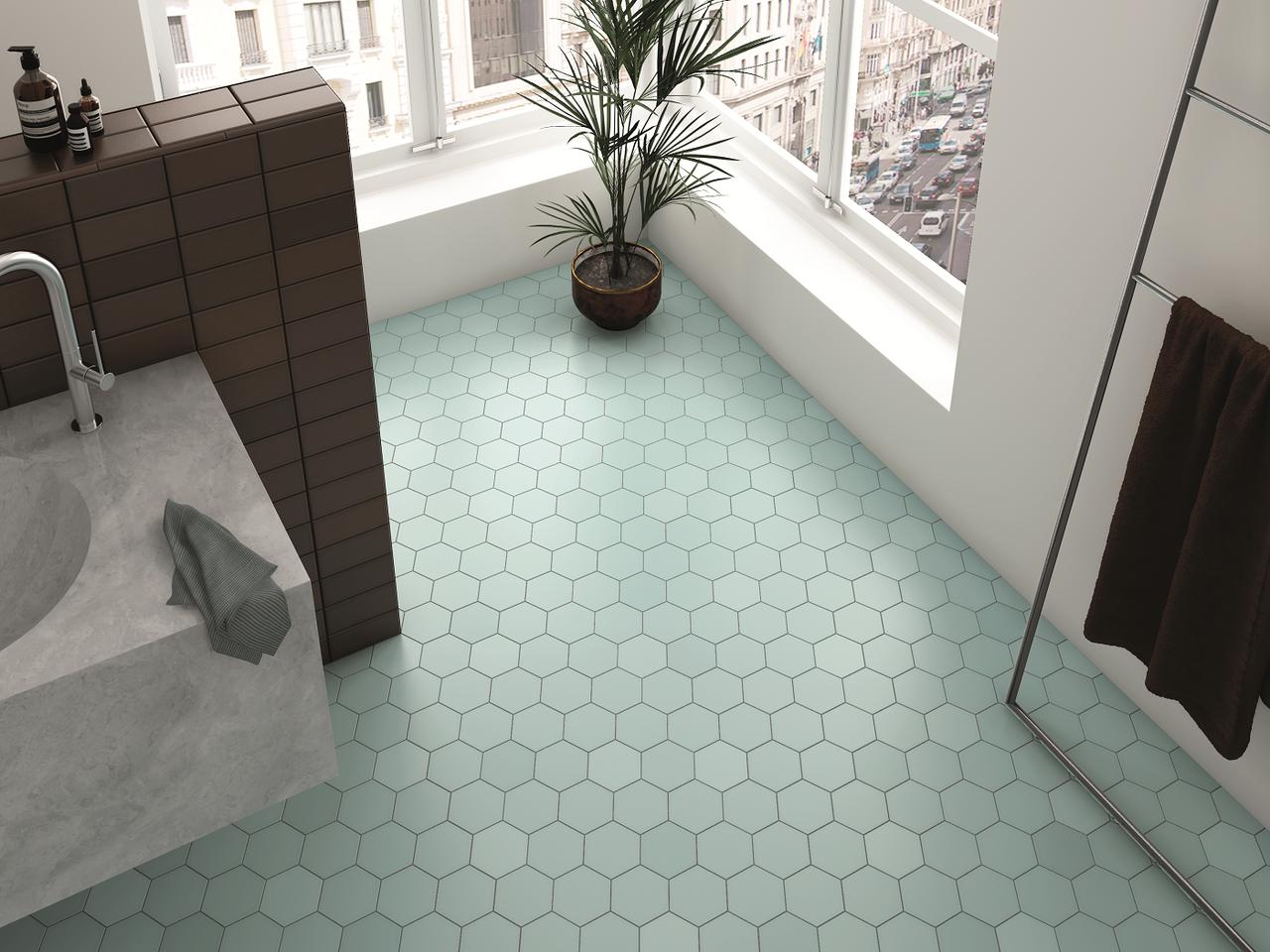 44++ Blue bathroom floor tile ideas in 2021